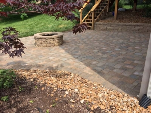 Custom Patio Design - Dawn To Dusk Landscape