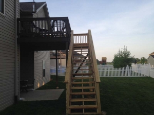 Deck Building Landscaping