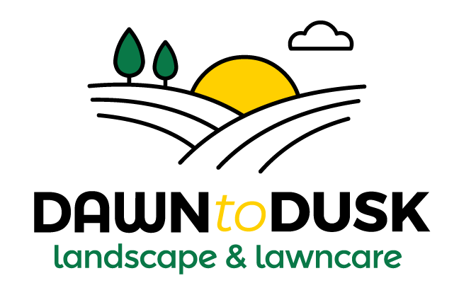 Dawn To Dusk Landscape Logo