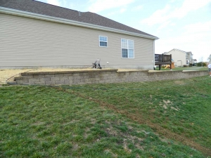 Custom Retaining Wall Design