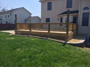 Deck Building Best Landscaping